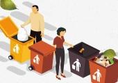 我国开展健康环境促进行动 推动生活垃圾分类处