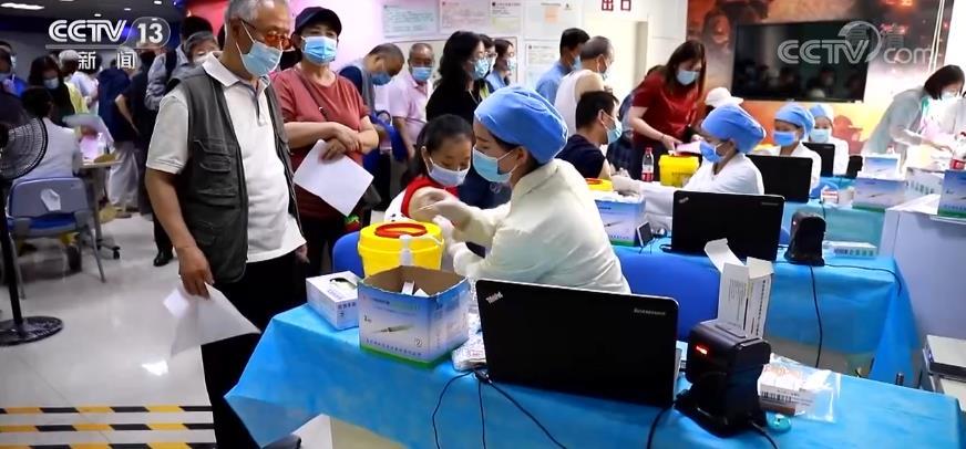 """北京接种""""一针疫苗""""不用单独预约 只需携带身份证填写知"""