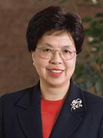 世衛組織總幹事陳馮富珍博士