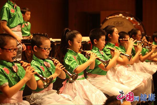 国乐奏响2017--北京市海淀区花园村第二小学第四一上册语文单元小学年级图片