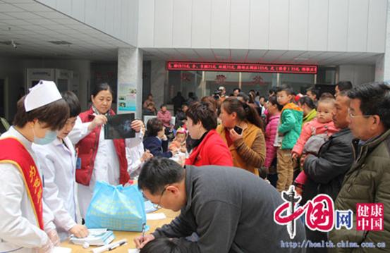 河北省儿童医院与平山县人民医院签约挂牌